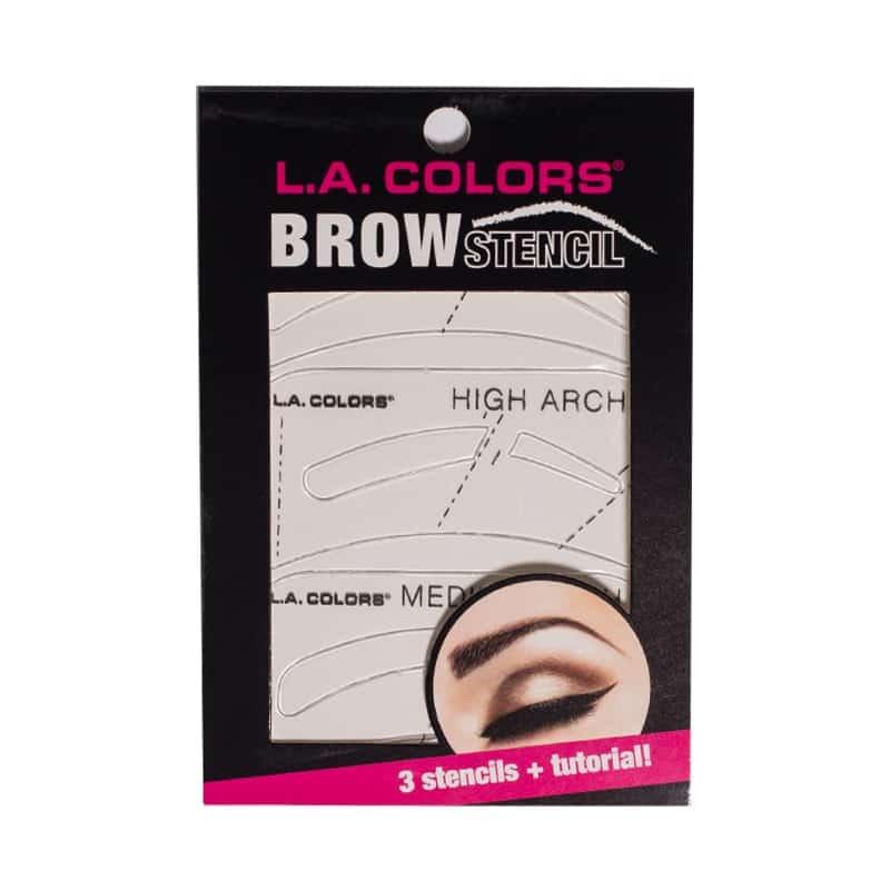 lacolorsbrowstencil