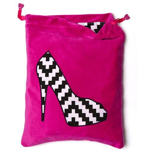 she she shoe bag