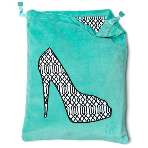 she shoe bag
