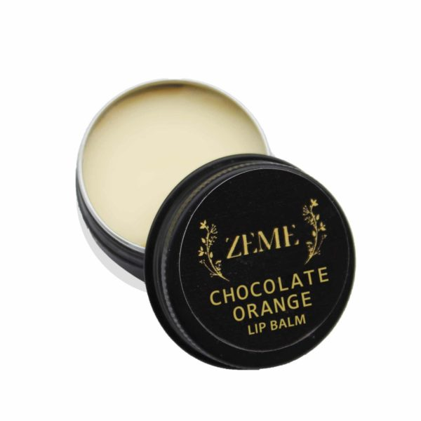 zemechocolateorangebalm